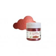 Nacre minérale rouge 10g