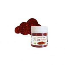 Pigment naturel rouge 10g