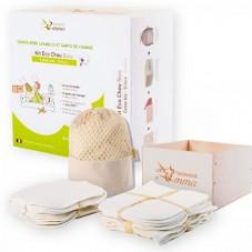 Kit Eco choux coton bio