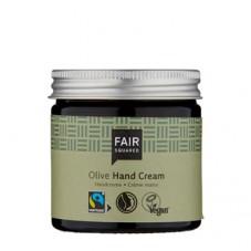 Crème mains Olive bio 50ml