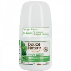 Déodorant Roll-on Menthe...