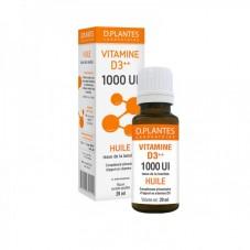 Vitamine D3++ 1000UI 20ml