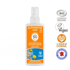 Spray solaire adultes SPF...