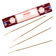 Bâtonnets encens Opium 15g