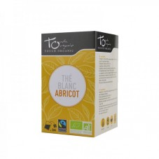 Thé blanc Abricot bio x 24...