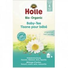 Tisane pour bébé bio x20