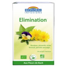 Infusions élimination bio x...