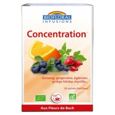 Infusions concentration bio...