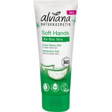 Crème mains Aloe Vera bio 75ml