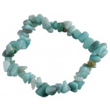 Bracelet Amazonite du Brésil