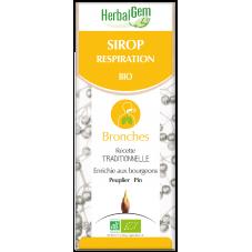 Sirop Respiration bio 250ml