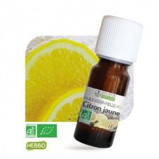 Citron jaune bio 10ml