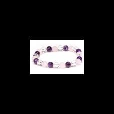 Bracelet Triangle d'Or 8mm