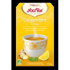 Yogi Tea Gingembre Citron...