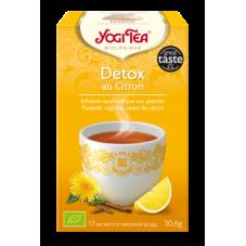Yogi Tea Detox Citron bio x17