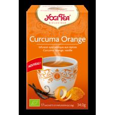 Yogi Tea Curcuma Orange bio...