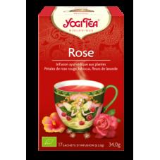 Yogi Tea Rose bio x17