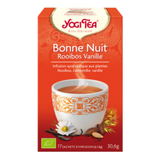 Yogi Tea Bonne nuit Rooibos...