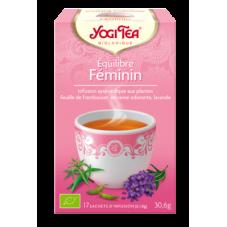 Yogi Tea Equilibre Féminin...